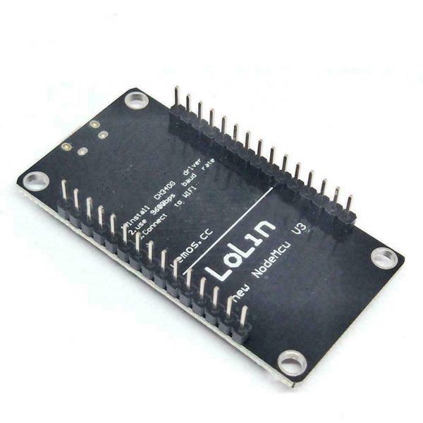 NodeMCU V3 Lua CH340G ESP8266 Development Board F5D3 Nodemcu02
