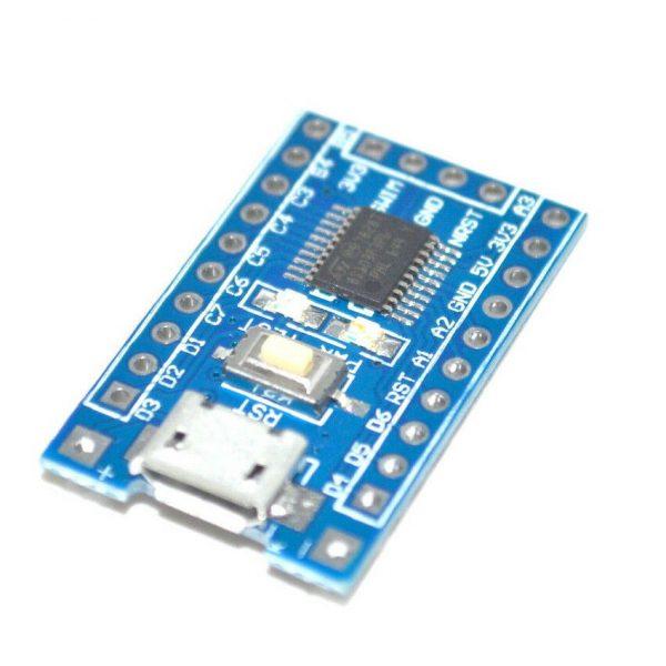 Utviklingskort STM8S Arduino type STM8