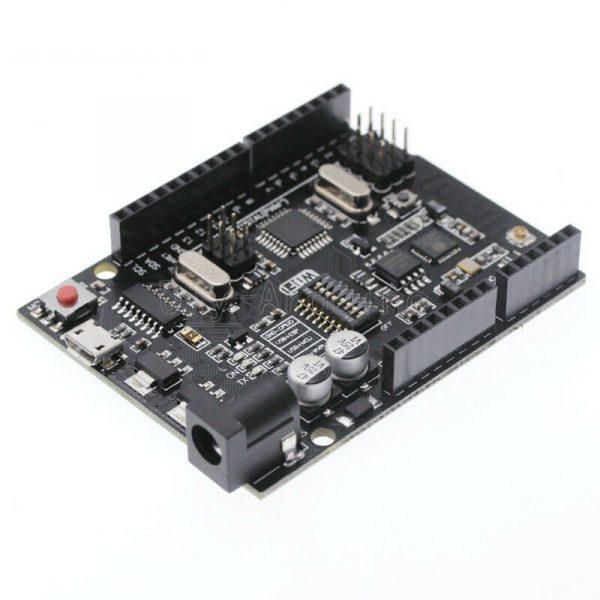 Arduino UNO + WiFi R3 ATmega328P + ESP8266 (32Mb memory) USB-TTL CH340G for Arduino ArduinoUNOwifi