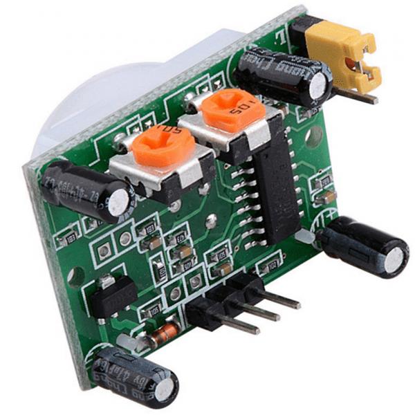 HC-SR501 Infrared PIR Motion Sensor Pyroelectric Module For Arduino Raspberry Pi HC SR50104