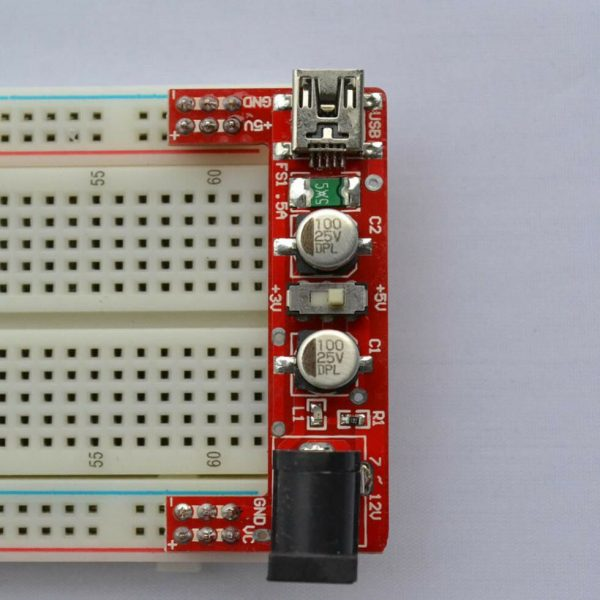 Power Supply Arduino