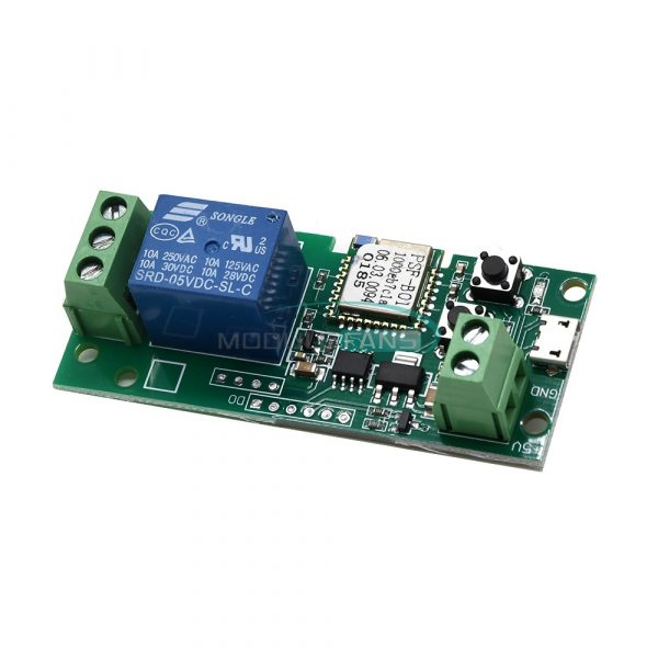 5V Sonoff WiFi relemodul Wireless Smart APP Switch Relay Module FO Home Apple Android img 6312