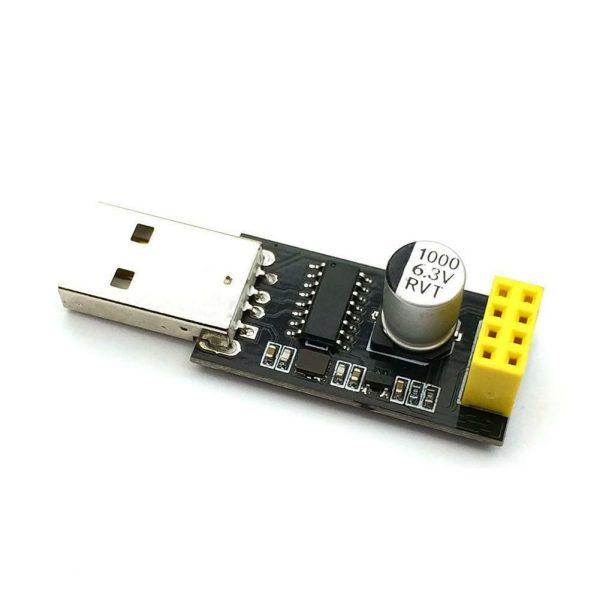 ESP8266 serialadapter