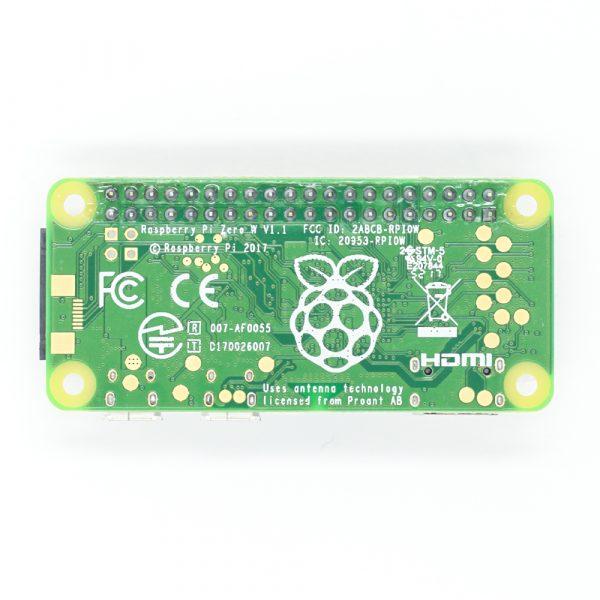 Raspberry Pi Zero W Board 1GHz CPU 512MB RAM with WIFI PI0 RPI 0 W RaspberryPIZeroW04