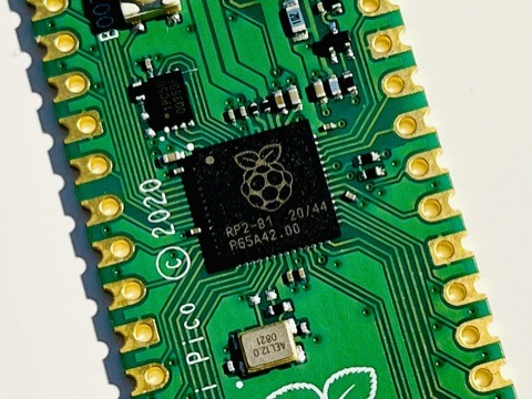 Raspberry PI Pico Dual Core RP2040 rasberryPIpicodual05