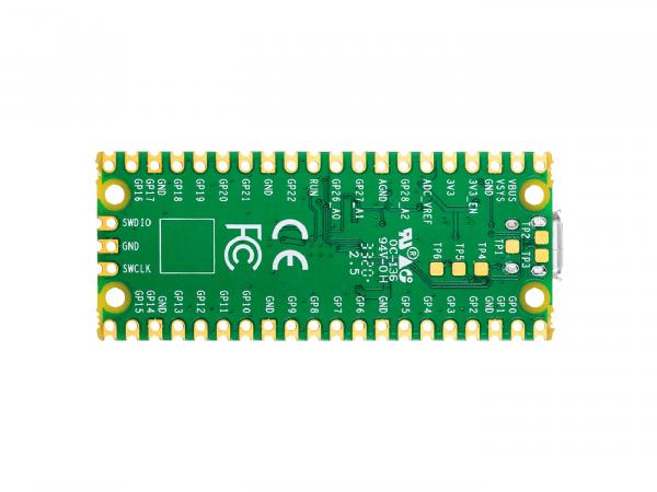 Raspberry PI Pico Dual Core RP2040 raspberryPIpicodual01